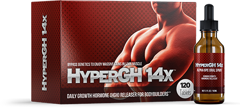 HyperGH 14x Review 2021: HGH Releaser for Bodybuilding